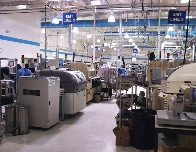 electronics manufacturing