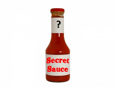 Secret Sauce 2 0
