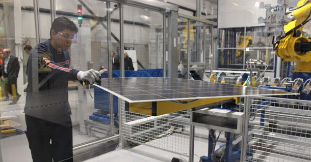 clean energy manufacturing