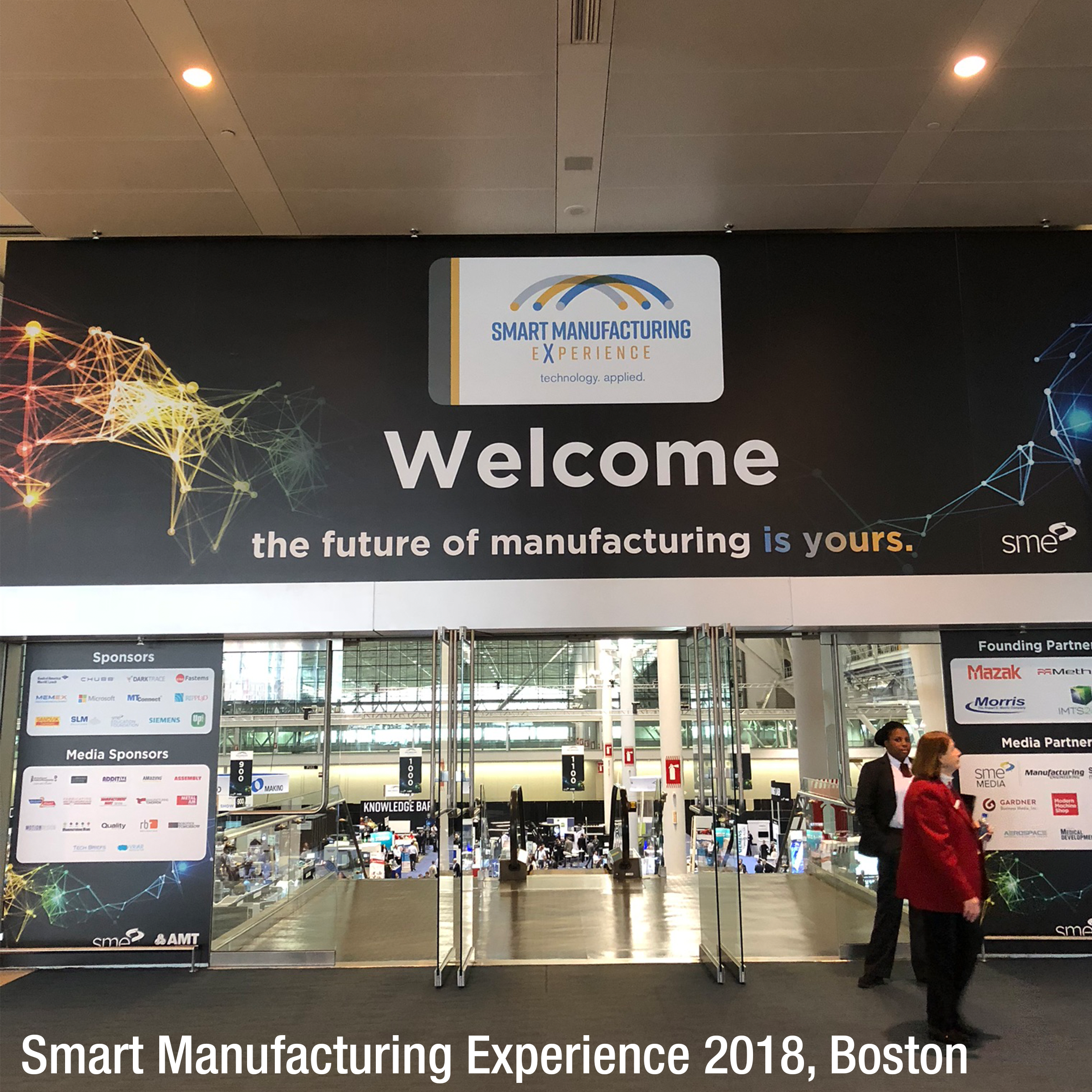 Smart Manufacturing Experience, 2018