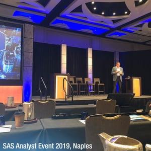 2019 SAS Analyst Event