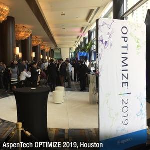AspenTech OPTIMIZE 2019