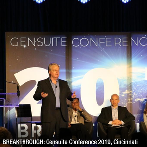 BREAKTHROUGH: Gensuite Conference 2019