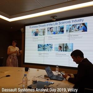 Dassault Systèmes Analyst Day 2019