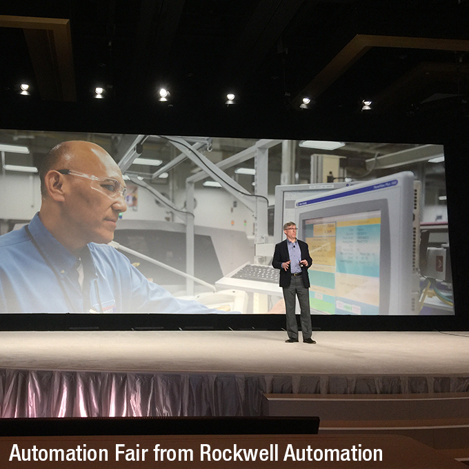 Automation Fair from Rockwell Automation