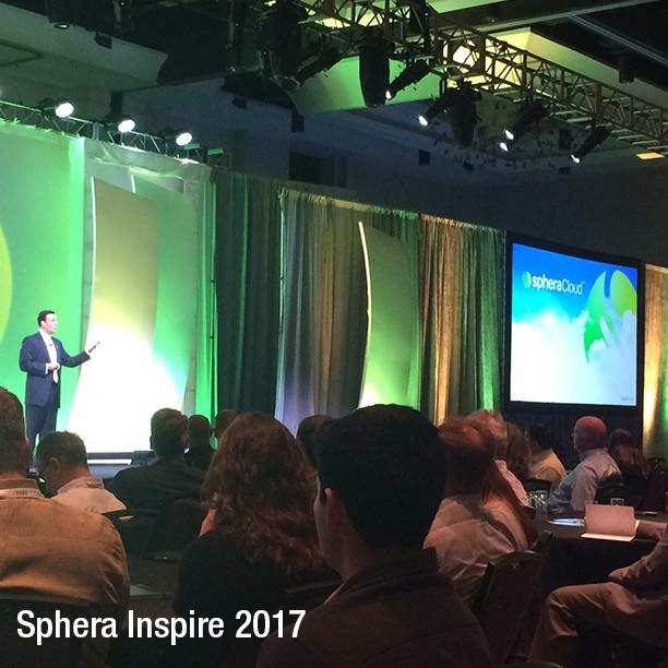 Sphera Inspire 2017