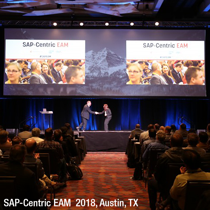 SAP-CENTRIC EAM 2018, Austin TX