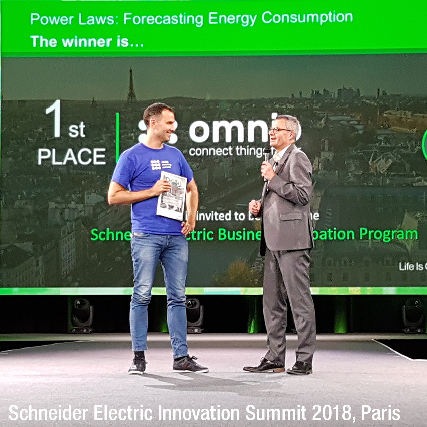 SCHNEIDER ELECTRIC INNOVATION SUMMIT 2018