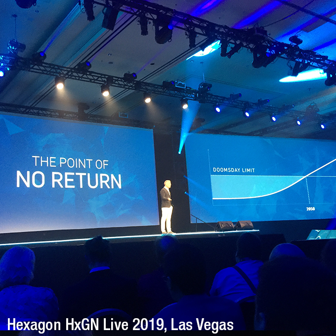 Hexagon HxGN Live 2019