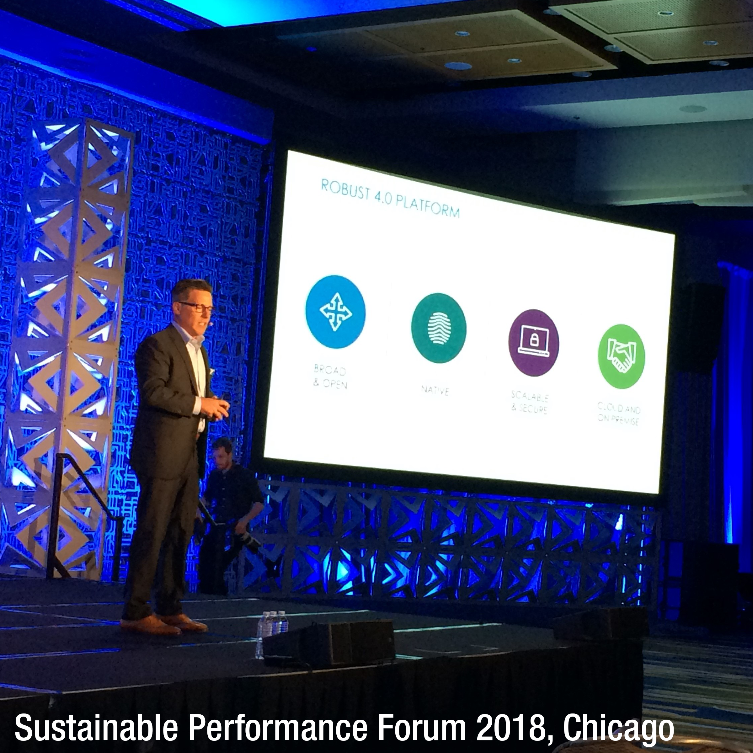 Enablon   Sustainable Performance Forum, Chicago