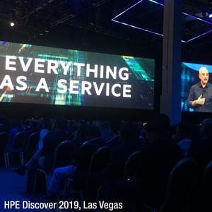 HPE Discover 2019 - Antonio Neri, CEO