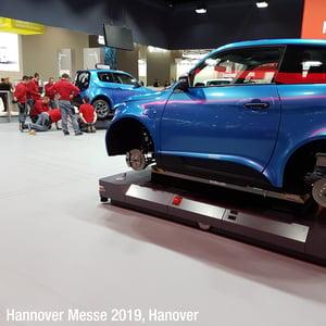 Hannover Messe 2019, Hanover