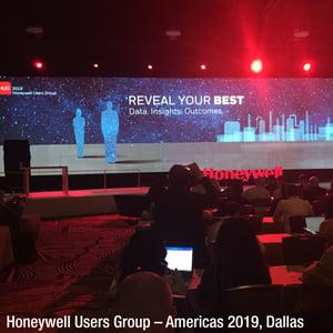 Honeywell Users Group - Americas 2019