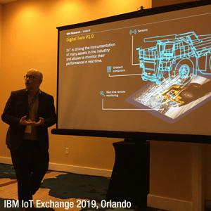 IBM IoT Exchange 2019