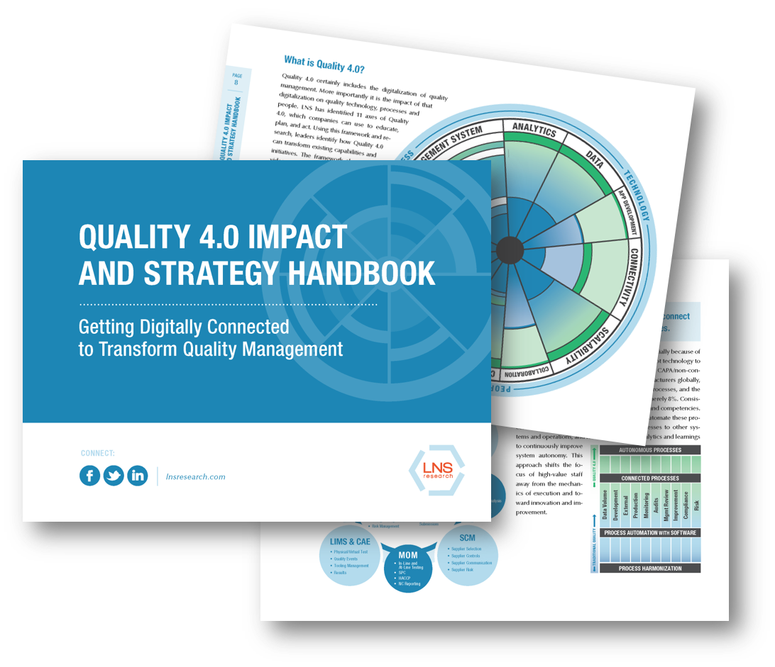 Quality 4.0 eBook