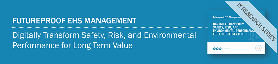 Ebook: Futureproof EHS Management