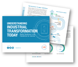Understanding Industrial Transformation Today: Digital Readiness is the Foundation for Success (Ebook)