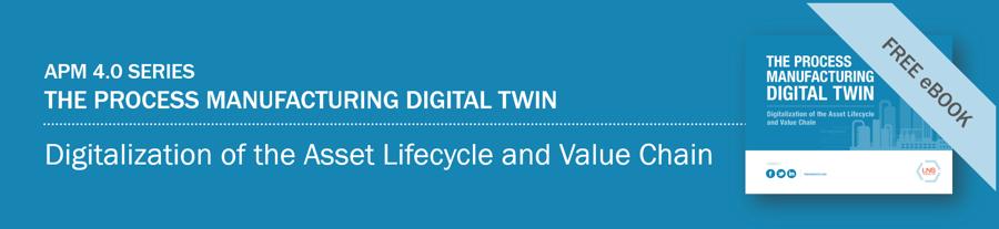 Ebook | The Process Manufacturing Digital Twin
