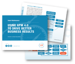 Ebook: Smart Maintenance: Using APM 4.0 to Drive Better Business Results