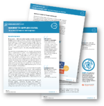 Research Spotlight: Roadmap to Supplier Status: Think Risk Performance, Not Compliance