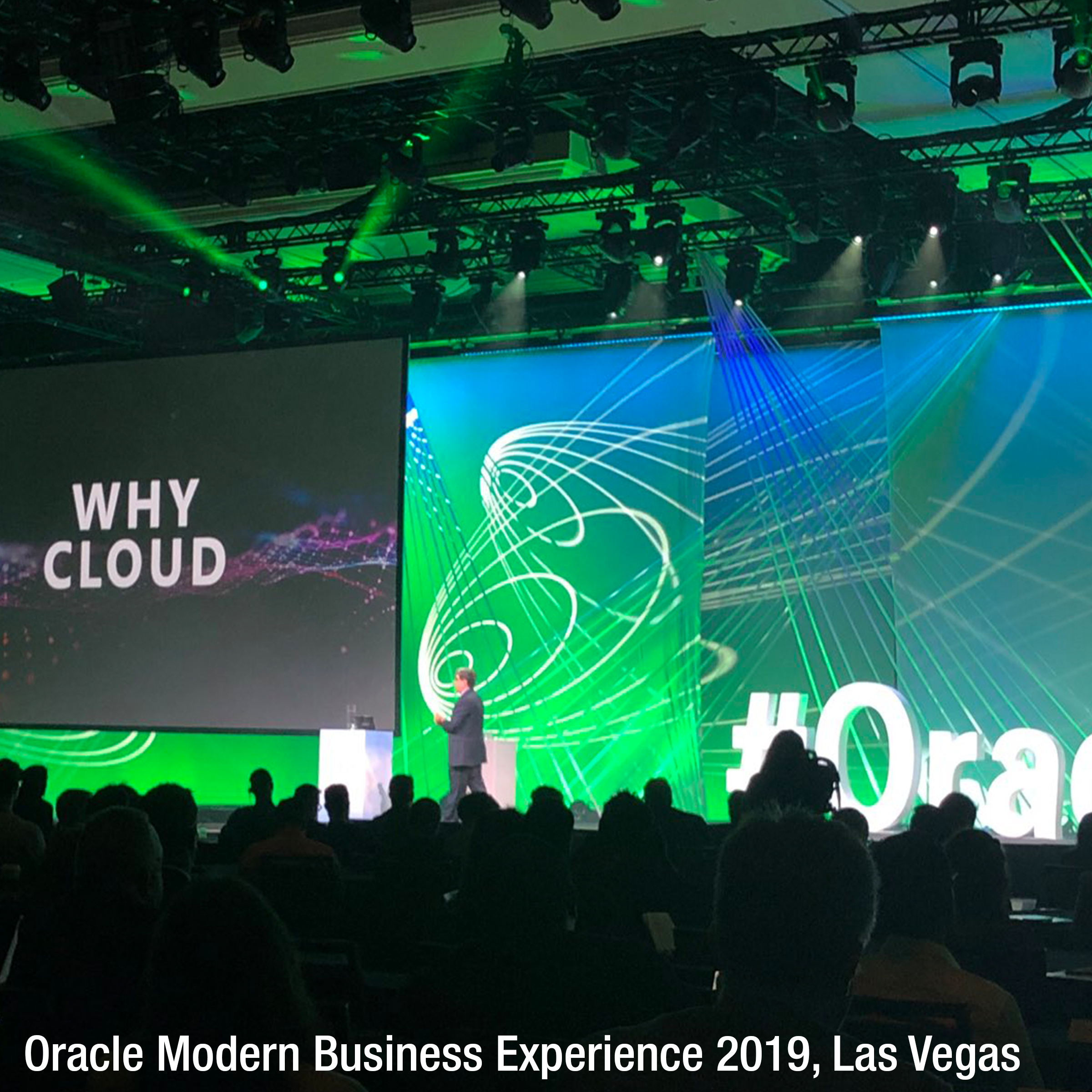 Oracle Modern Business Experience 2019
