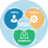 Align People, Process and Technology