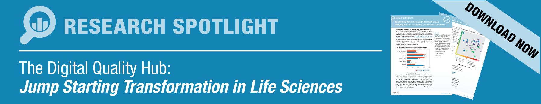 Quality Data Hub Spotlight Header SP1
