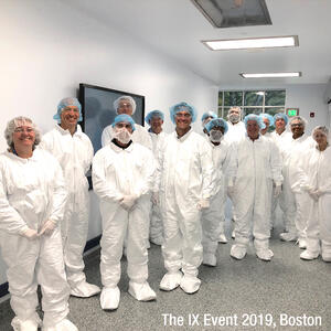 Sanofi Genzyme Plant Tour at The IX Event 2019