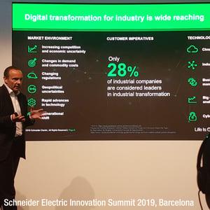 Schneider Electric Innovation Summit 2019