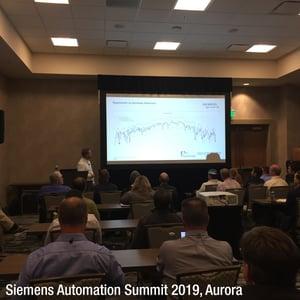 Siemens Automation Summit 2019