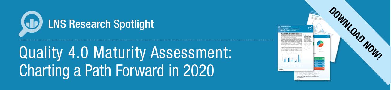 Spotlight_Quality 4.0 Maturity Assessment V3