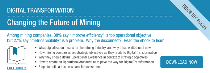Digital Transformation: Changing the Future of Mining