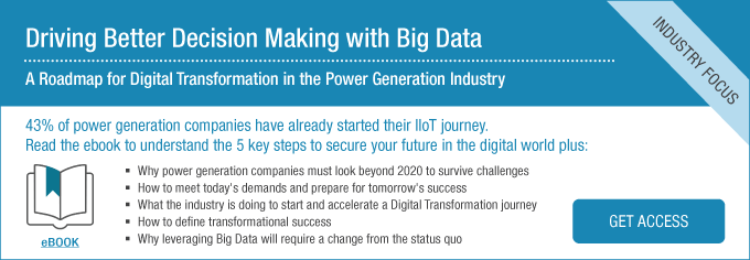 Roadmap for Digital Transformation in the Power Generation Industry