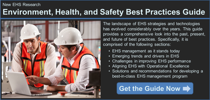 environemnt health and safety best practices guide