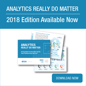 Analytics That Matter, 2018 Edition