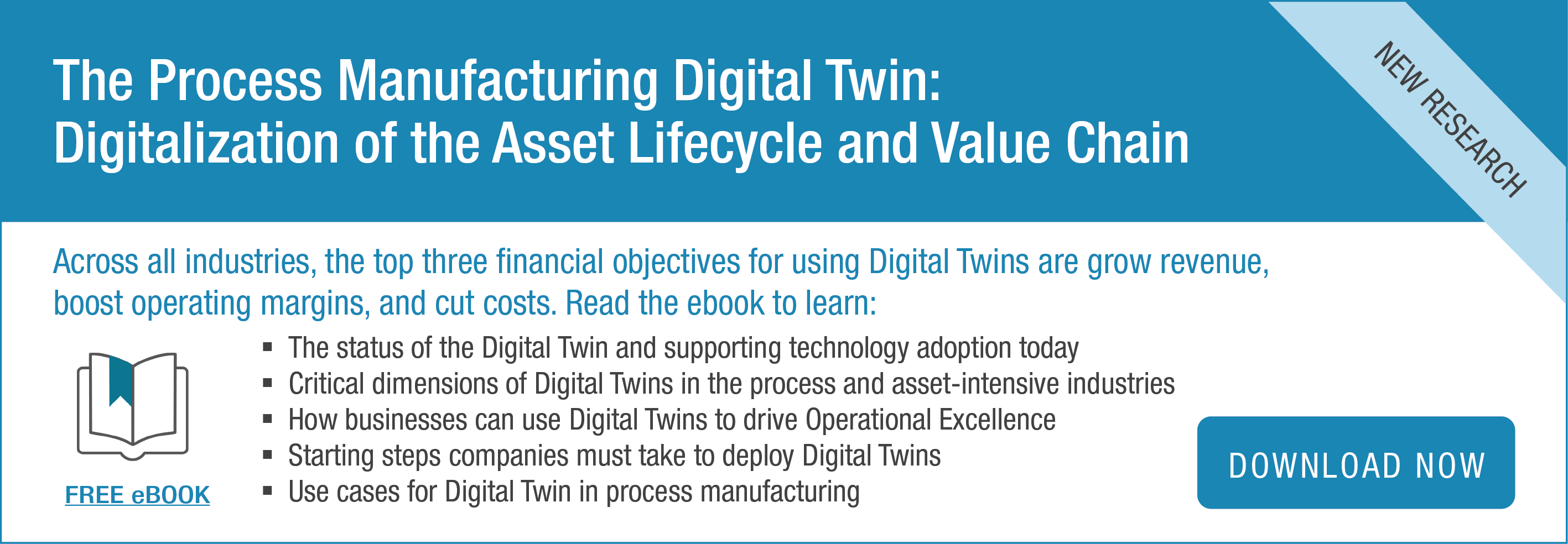 Download The Process Manufacturing Digital Twin Ebook