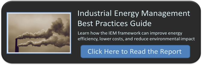 Industrial Energy Management Research